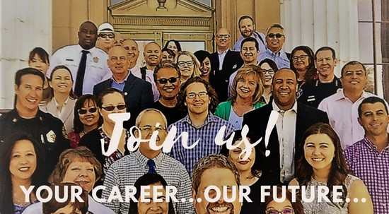 Job Opportunities at City of Stockton