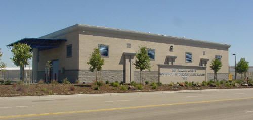 Photo of San Joaquin County HHW Facility